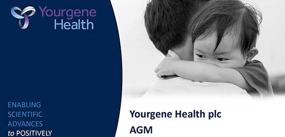 Yourgene Health plc AGM 22.09.20 Page 01